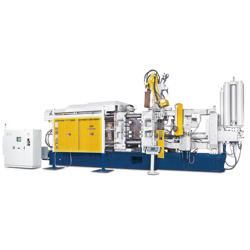 ZDC-1250TPM, 1250T壓鑄機