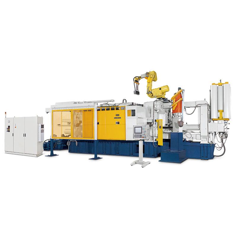 ZDC-1800TCM, 1800T壓鑄機