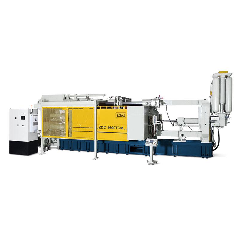 ZDC-1600TCM, 1600T壓鑄機